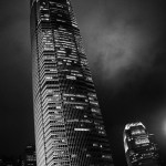 International Finance Center at Night