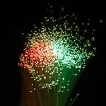 Photo: Subtle Red/Green Fiber Bundle