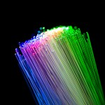 Photo: Subtle Fiber Rainbow