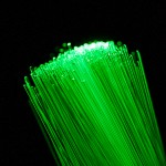 Photo: Green Fiber Bundle