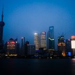 Shanghai Crepuscule