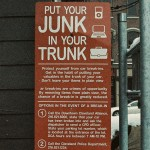 Put your Junk in your Trunk