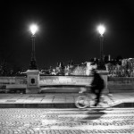 Midnight Biker