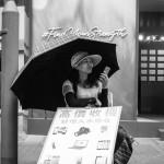 Itinerant Saleswoman