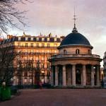 Expired Dawn in Paris