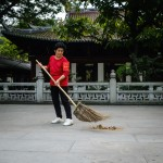 Temple Sweeping